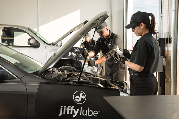 oil change service jiffy lube knoxville