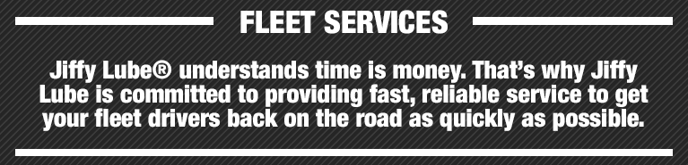 Jiffy Lube Knoxville Fleet Service Details