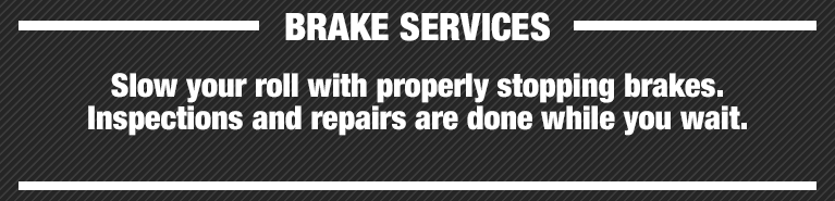 Jiffy Lube Knoxville Brake Service