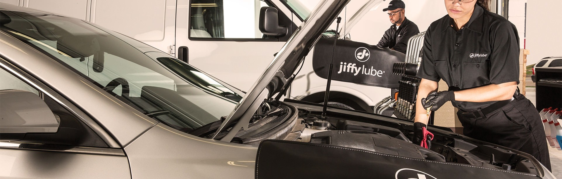 Jiffy Lube Knoxville Fuel System Cleaning