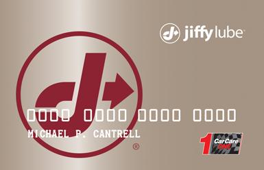 Jiffy Lube Credit Card